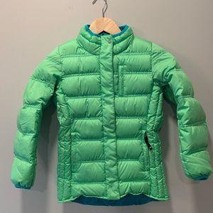 REI   Girls Down Insulated Puffer Jacket  - XS